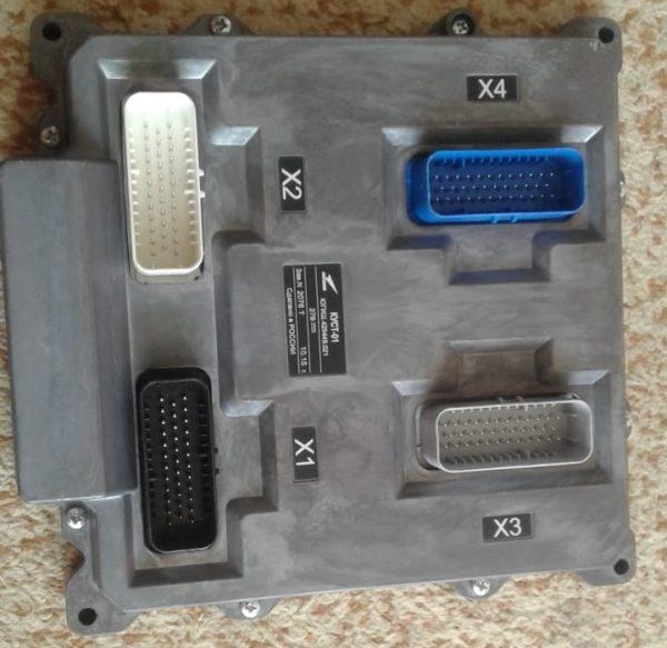 Контроллер для управления техникой комбайна Акрос