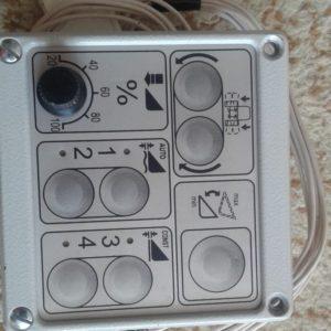 Пульт управления СКРП-01 для комбайнов РСМ