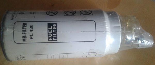 Топливный фильтр для комбайнов РСМ