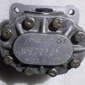 Насос шестеренный НШ6-3Л